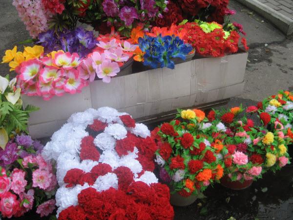 Цветы искусственные купить в самаре